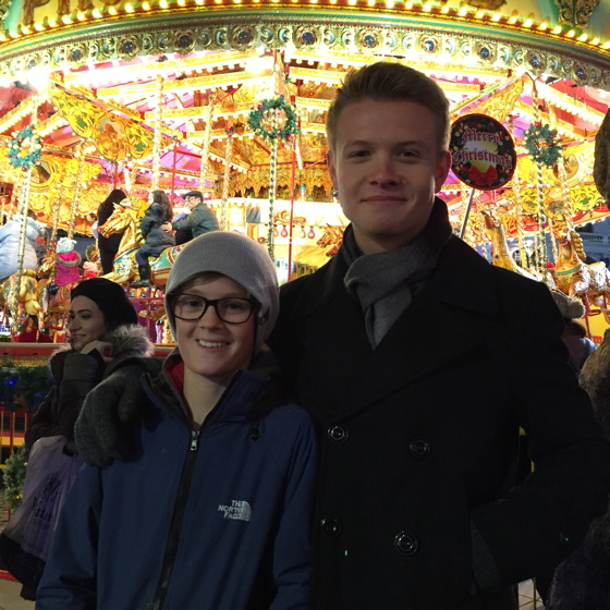 Toby and Felix carousel 560